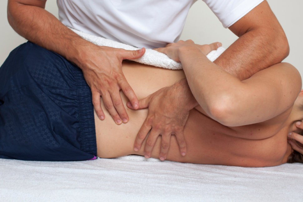 Chiropractic Care improves flexibility