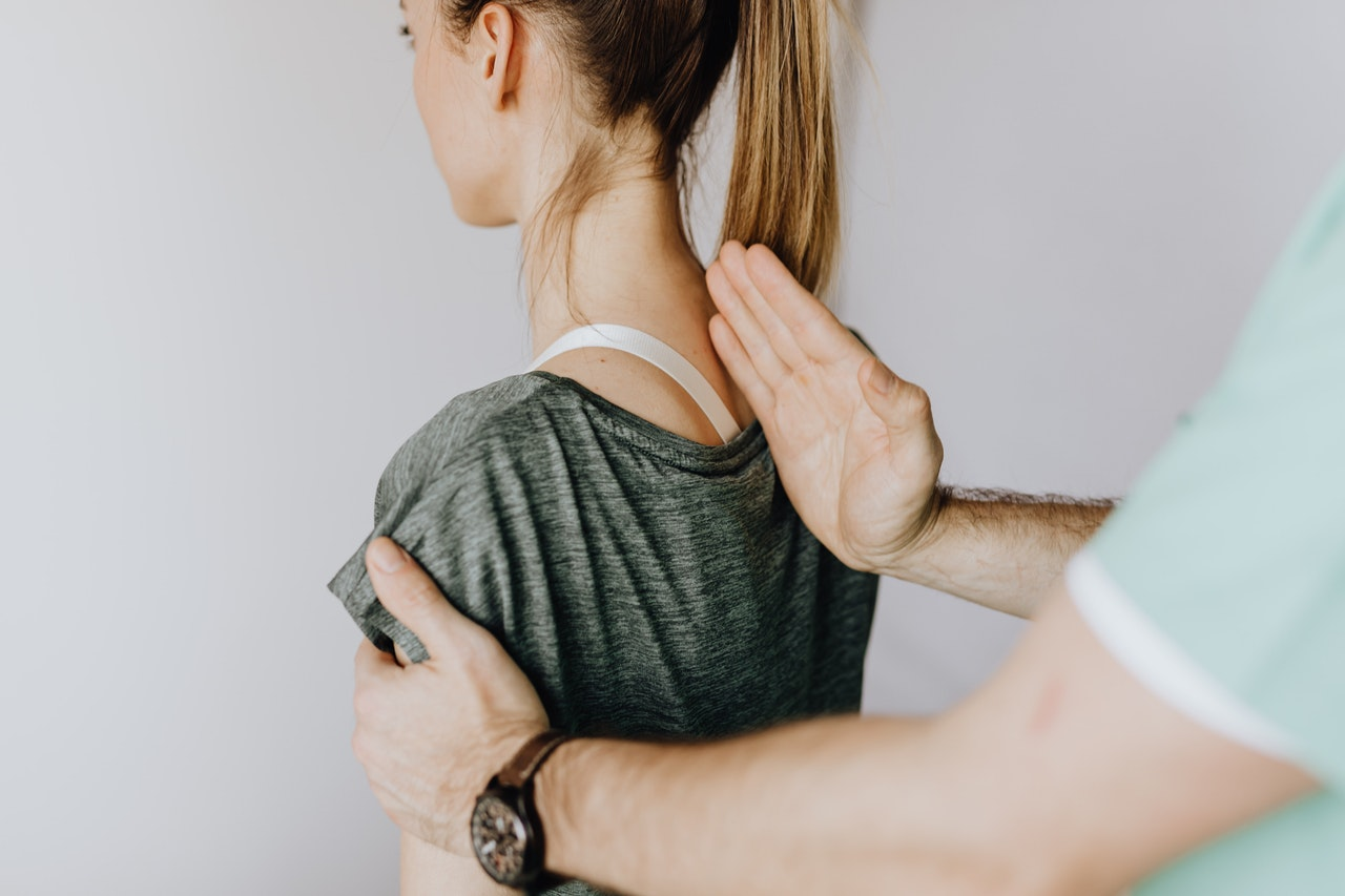 Spinal alignment for proper posture